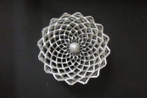 Dissipateur thermique en structure lattice