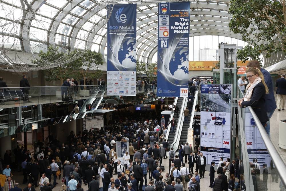 industrie 4.0 a la GIFA 2019 à Dusseldorf