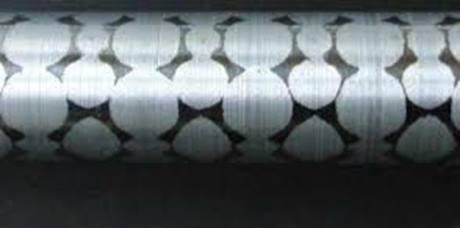 Bi-matériaux - mousse acier voie fonderie infiltré par aluminium - source CTIF.