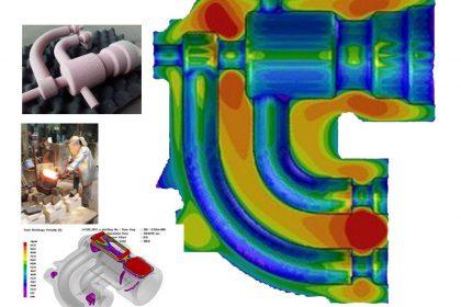 Démonstrateur en fabrication additive indirect.