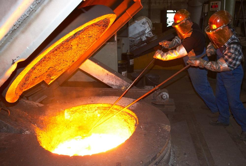 Elaboration des alliages de cuivre