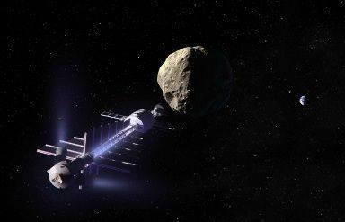 Pénurie des métaux - exploitation spatiale des astérides.