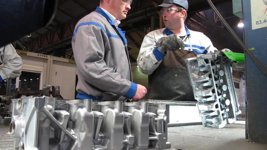 Culasse aluminium - source Linamar.