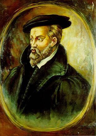 Georgius Agricola, père de la métallurgie.