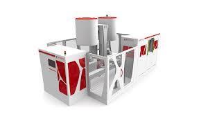 Machine d impression 3D ceramique - source 3D ceram.